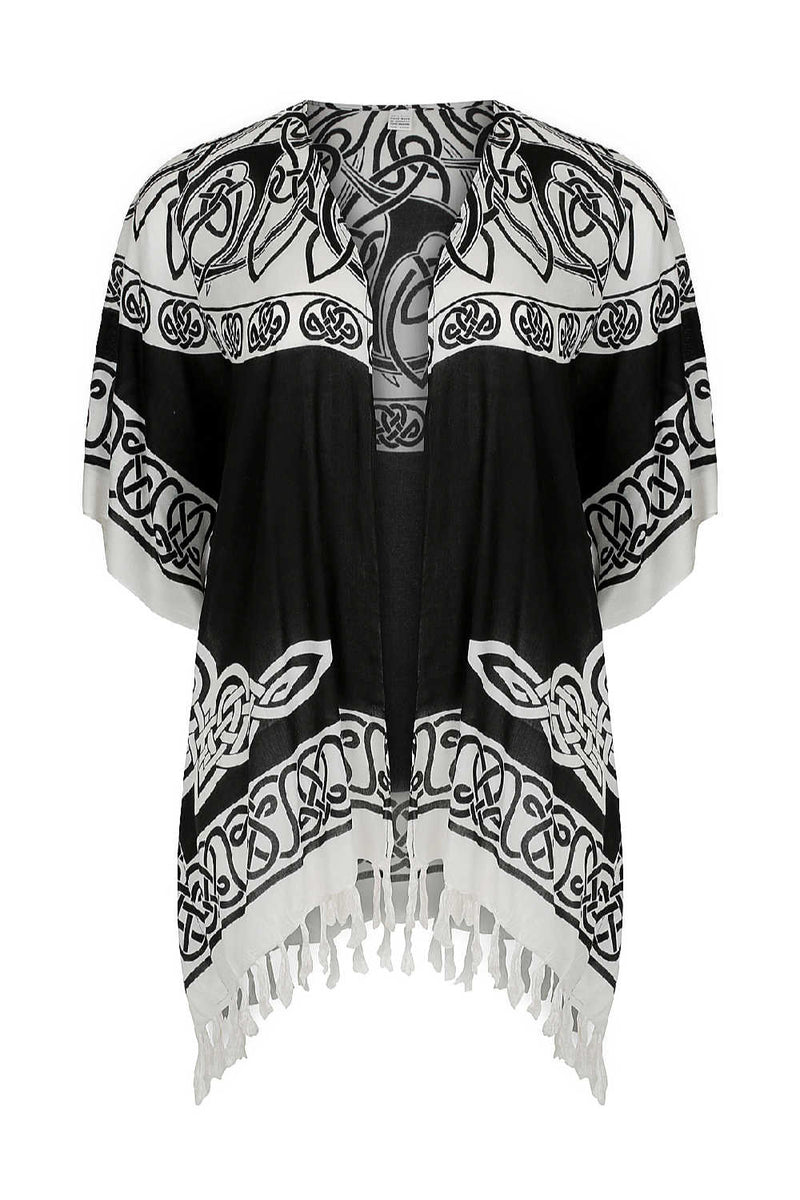 kimono-beach-jacket-cover-up-celtic-design-black-white