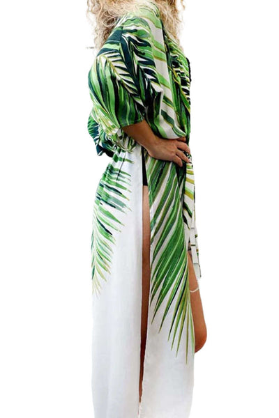 kimono-tropical-palm-leaf-white-green-black