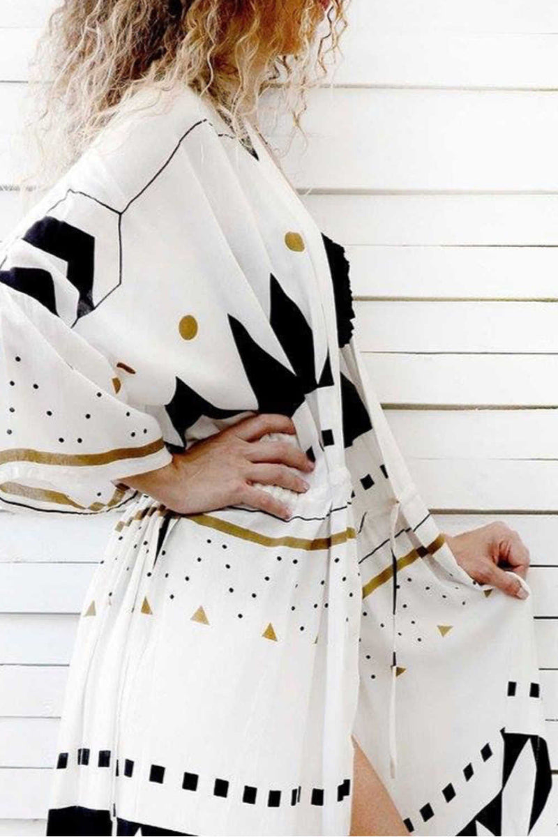 kimono-beach-jacket-white-black-gold-geometric-design