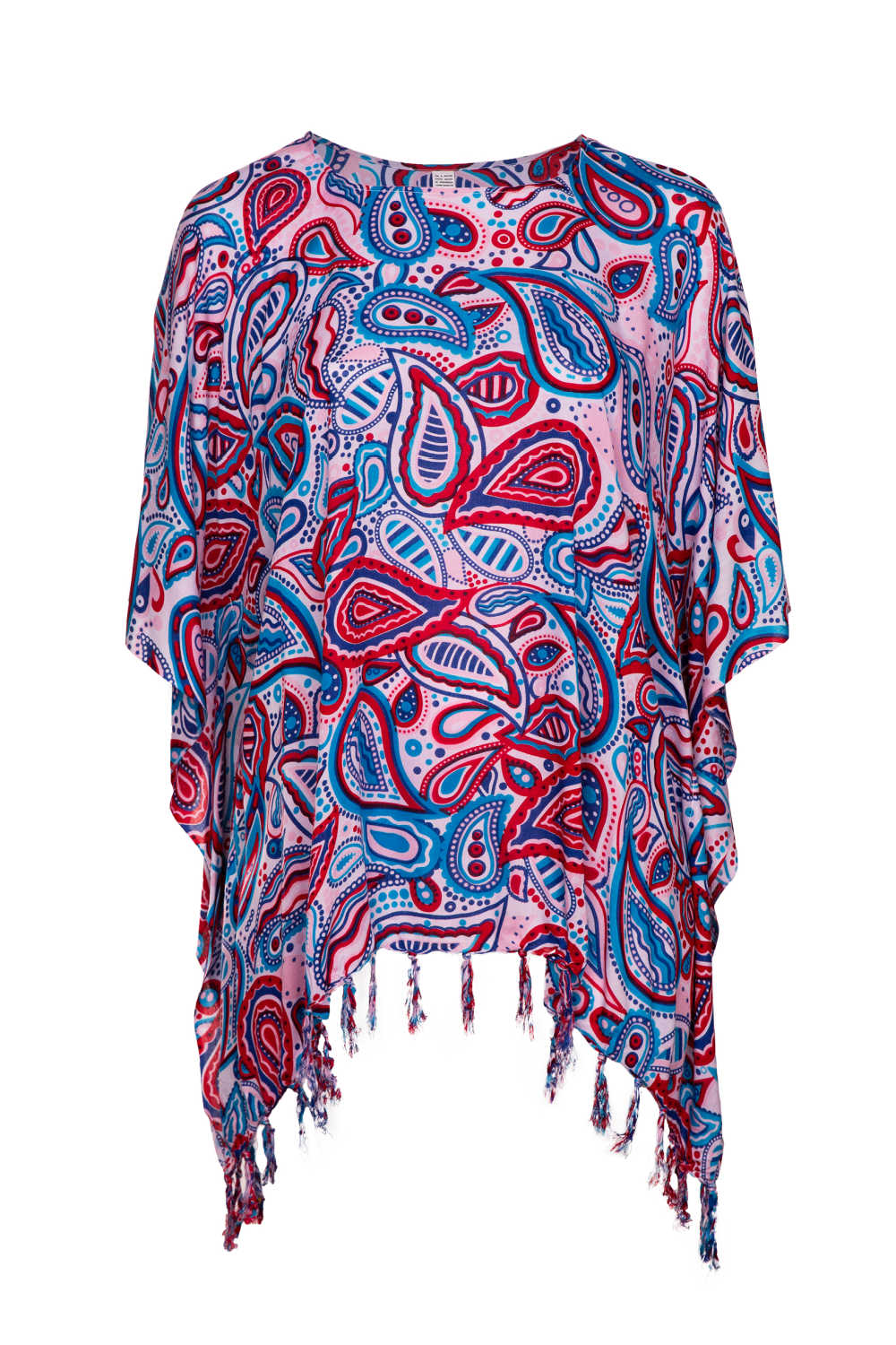 plus-size-kaftan-top-blue-pink-white-paisley