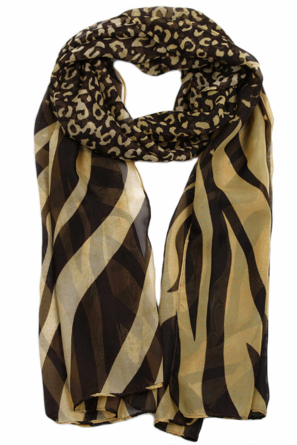 animal-print-scarf-leopard-zebra-brown-caramel