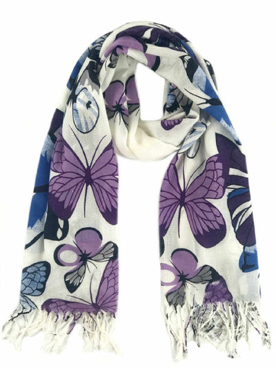 scarf-shawl-butterfly-design-purple-blue-white