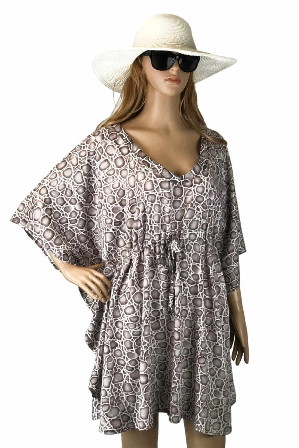 short-beach-kaftan-dress-leopard-print-white-copper