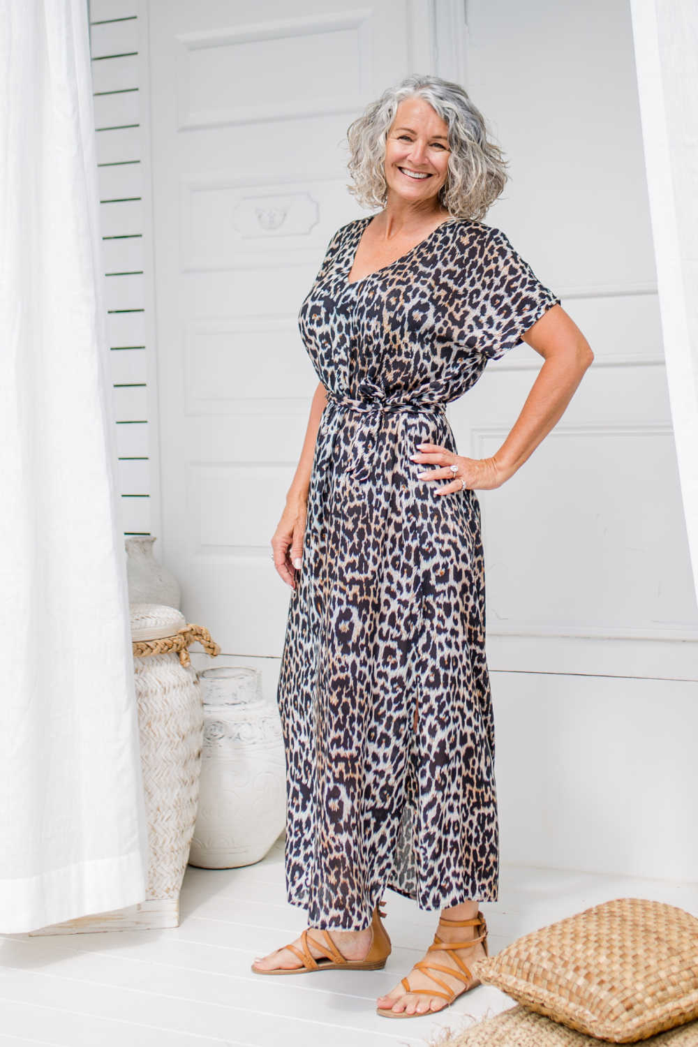 leopard-print-maxi-kaftan-dress