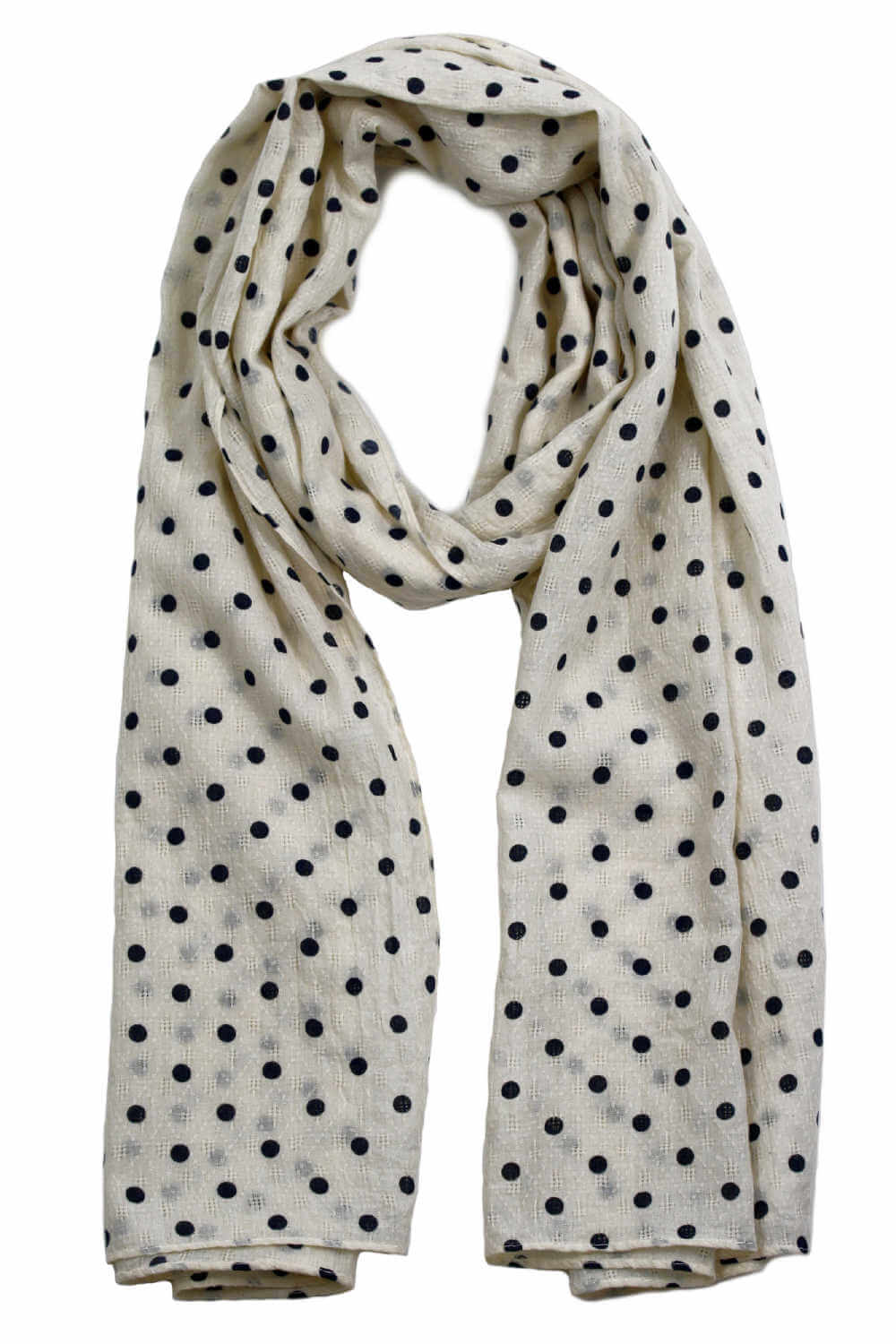 polka-dot-scarf-wrap-sage-green-white