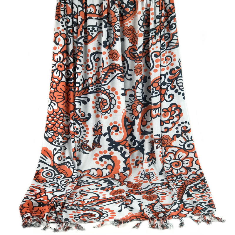 floral-sarong-white-black-orange