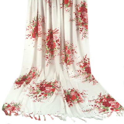 sarong-floral-print-white-red