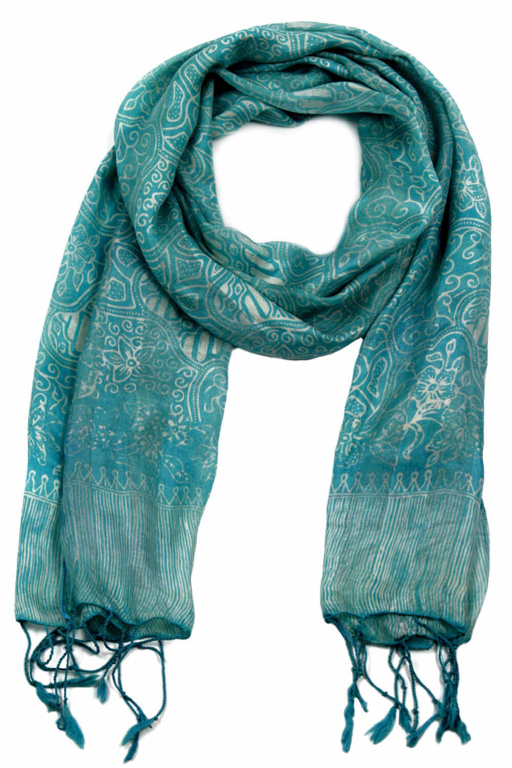 sky-blue-silk-scarf-floral-design-ladies