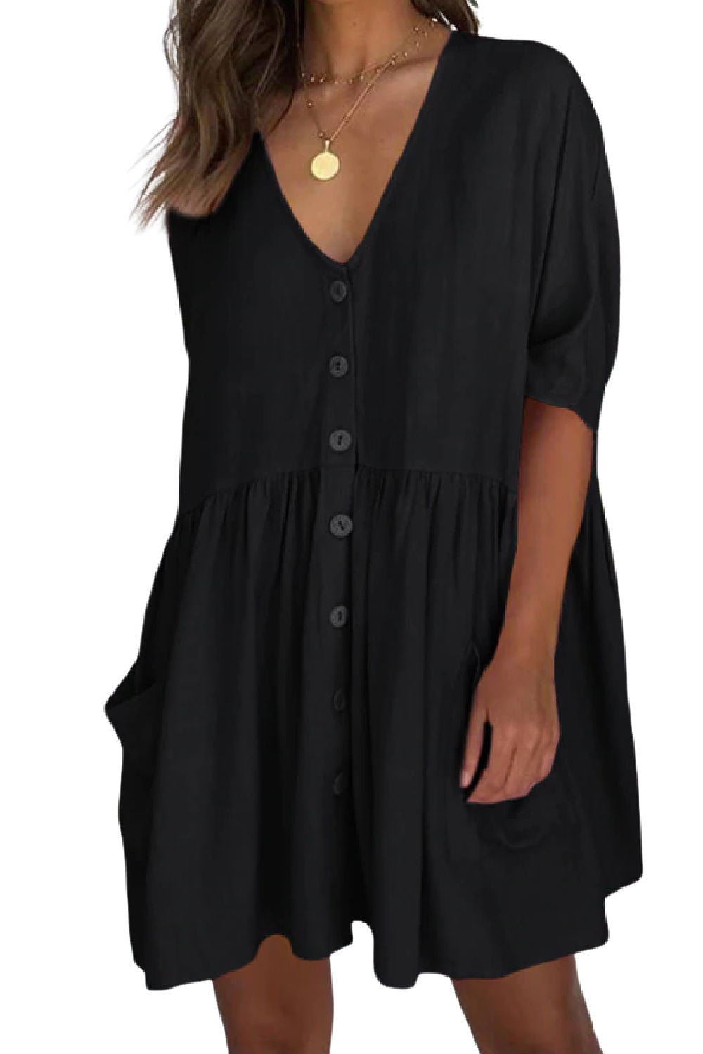 summer-beach-dress-black-cotton
