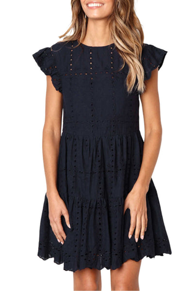 summer-dress-dark-blue-linen