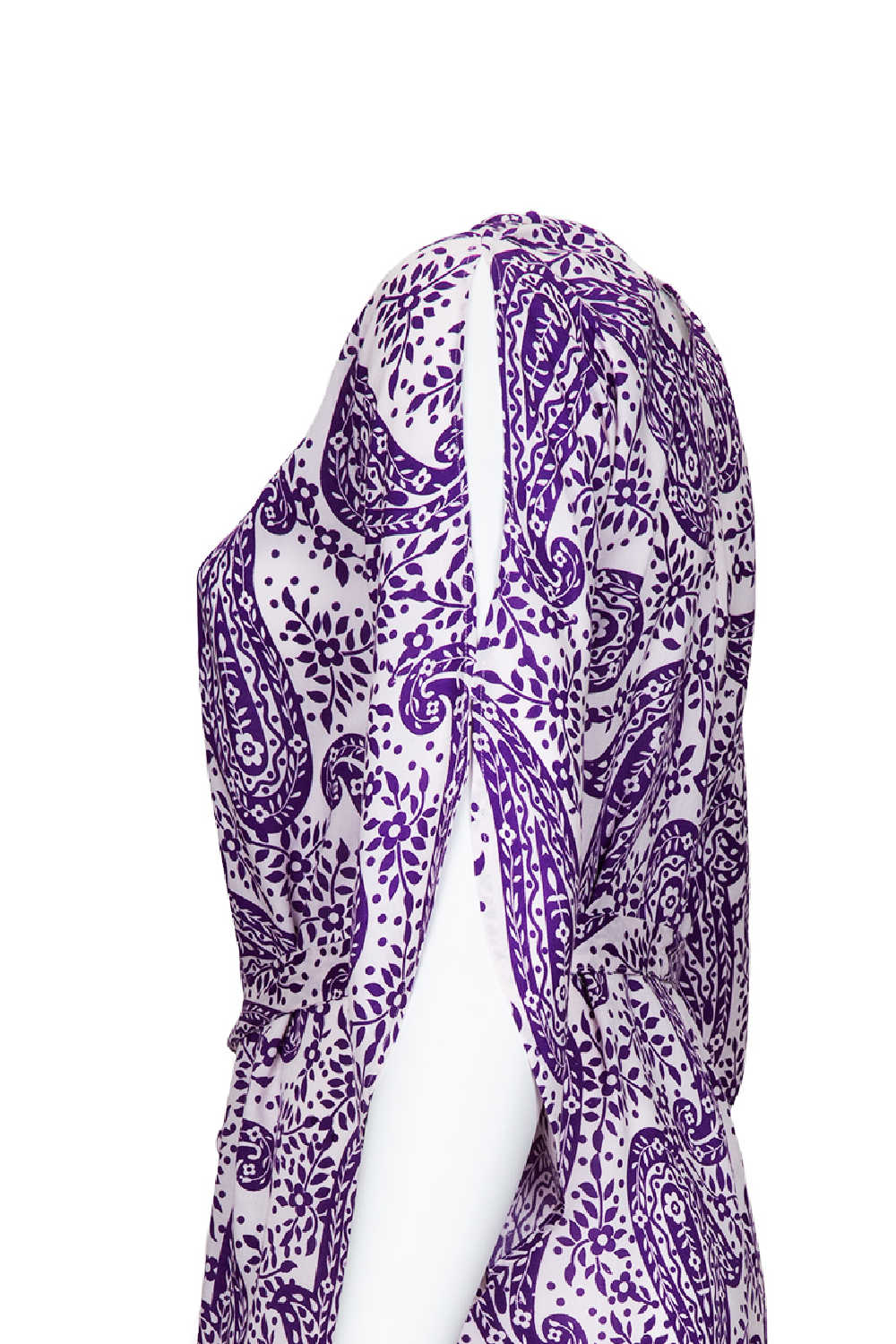 summer-dress-white-purple-paisley-print