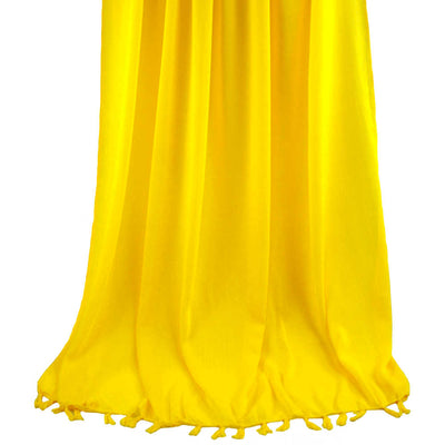 Large-beach-sarong-yellow