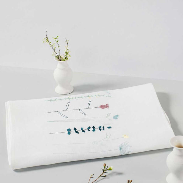 Irish Linen Table Runners with Personalisation