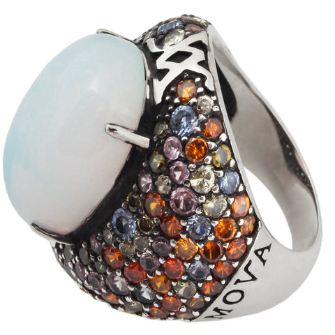 Forget Me Not Ring - Multi Colour