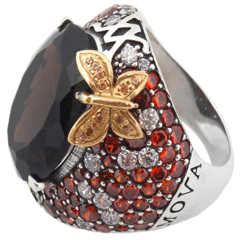 Forget Me Not Ring - Papillon