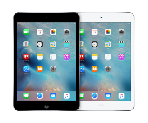 iPad Mini 2 with Retina