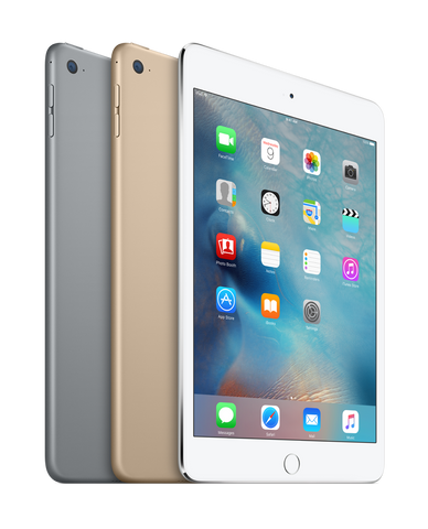 iPad Mini 4 with Retina