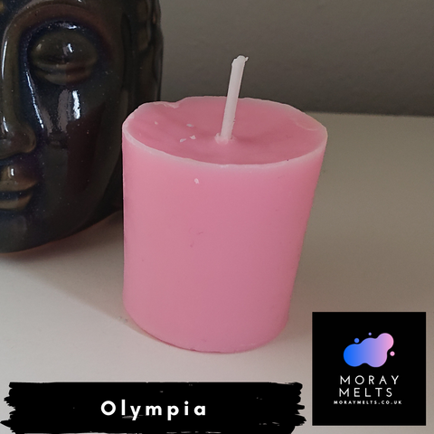 Olympia Scented Votive Candle Refill - 50g