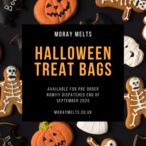 Halloween Treat Bags - £10 or £20 Bags