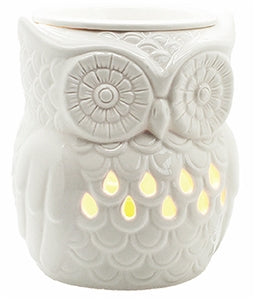 Airpure Electric Wax Melter - Owl 14cm - Moray Melts