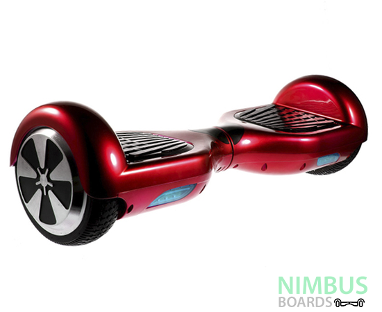 NIMBUS BOARD - Ruby Red