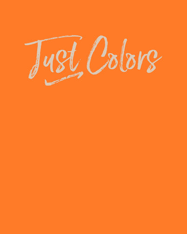 Just Colors - Poster
