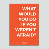 Just Colors - What Would You Do If You Weren't Afraid ?