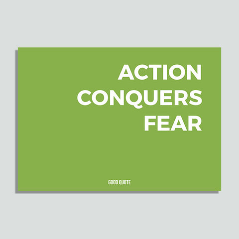 Just Colors - Action Conquers Fear