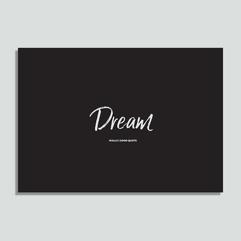 WallX - Dream - Poster