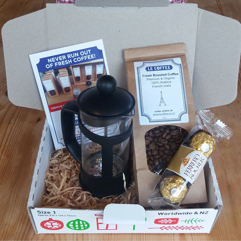 Win a LeCoffee Christmas Gift Box