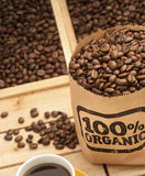 ORGANIC FAIRTRADE - French style coffee