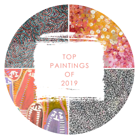 Top Ten Paintings of 2019