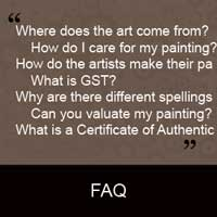 FAQ about aboriginal art