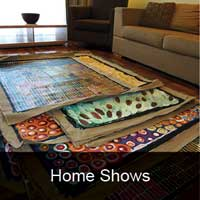 Private Home Shows for aboriginal art