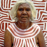 aboriginal body paint utopia lane art