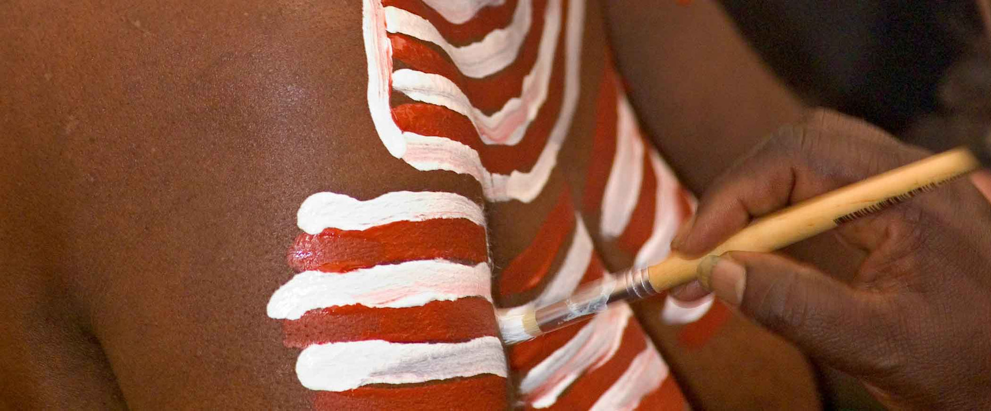 Women's Ceremony and Body Paint Designs