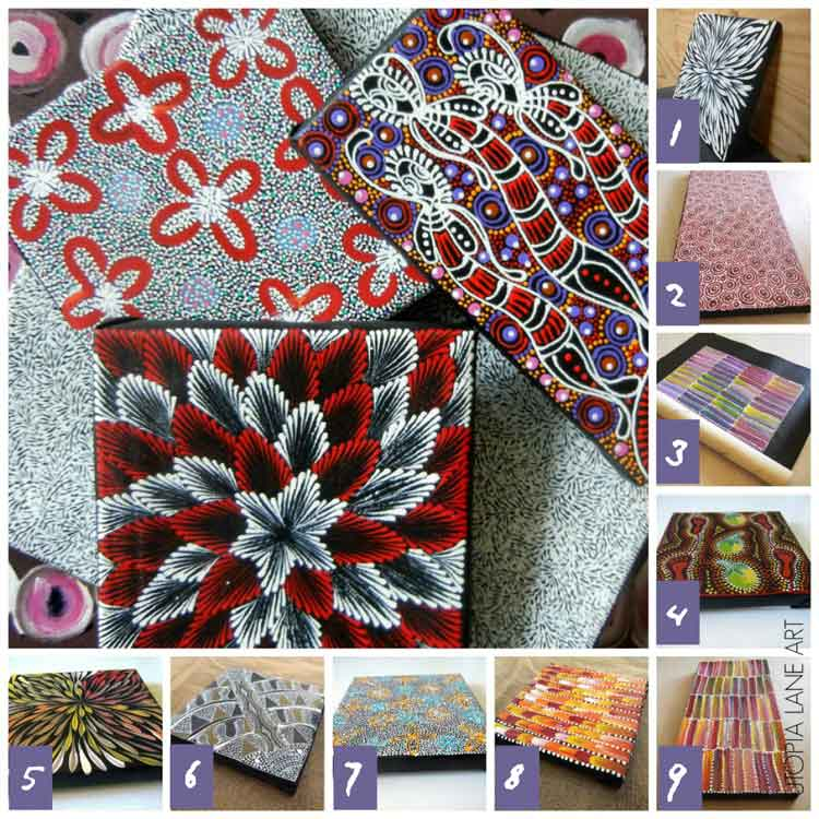 Aboriginal art gift ideas