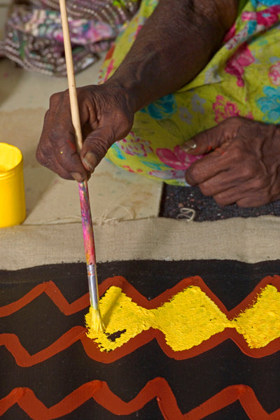 Warning: This article includes images and name of a recently deceased person that may cause distress to Aboriginal and Torres Strait Islander peoples.