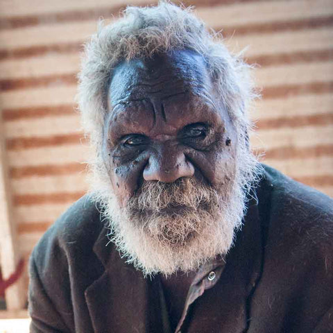 Portrait of Motorbike Paddy Ngale
