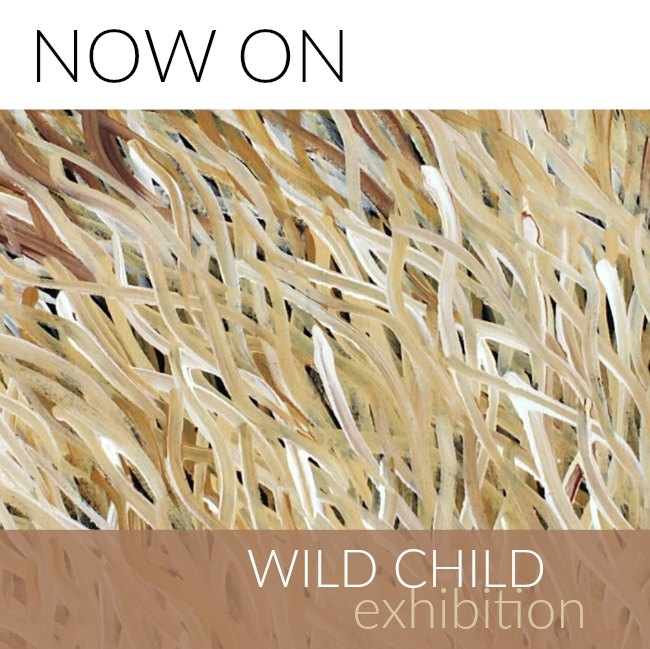 Now On: Wild Child Exhibition at Utopia Lane