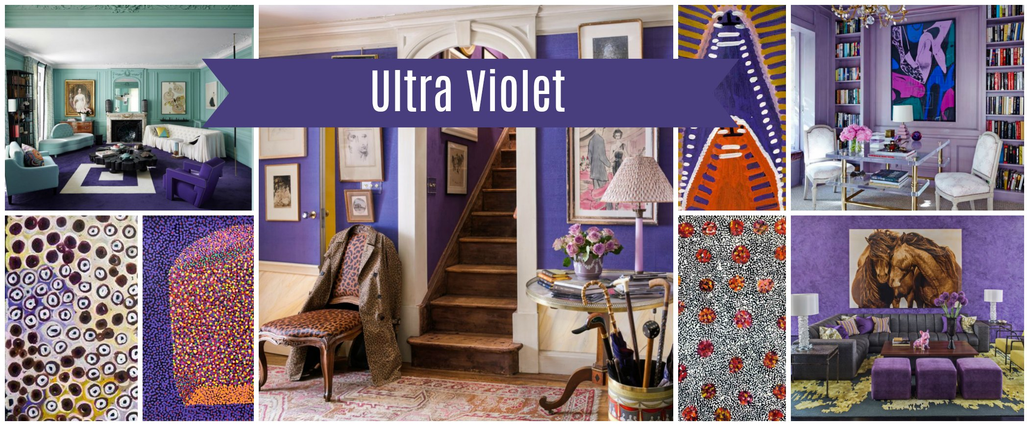 Ultra Violet Paintings and Artwork