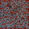 Iylenkyla by Jilly Jones Petyarre (SOLD), 30cm x 30cm. Aboriginal Painting. #AboriginalArt #UtopiaLane