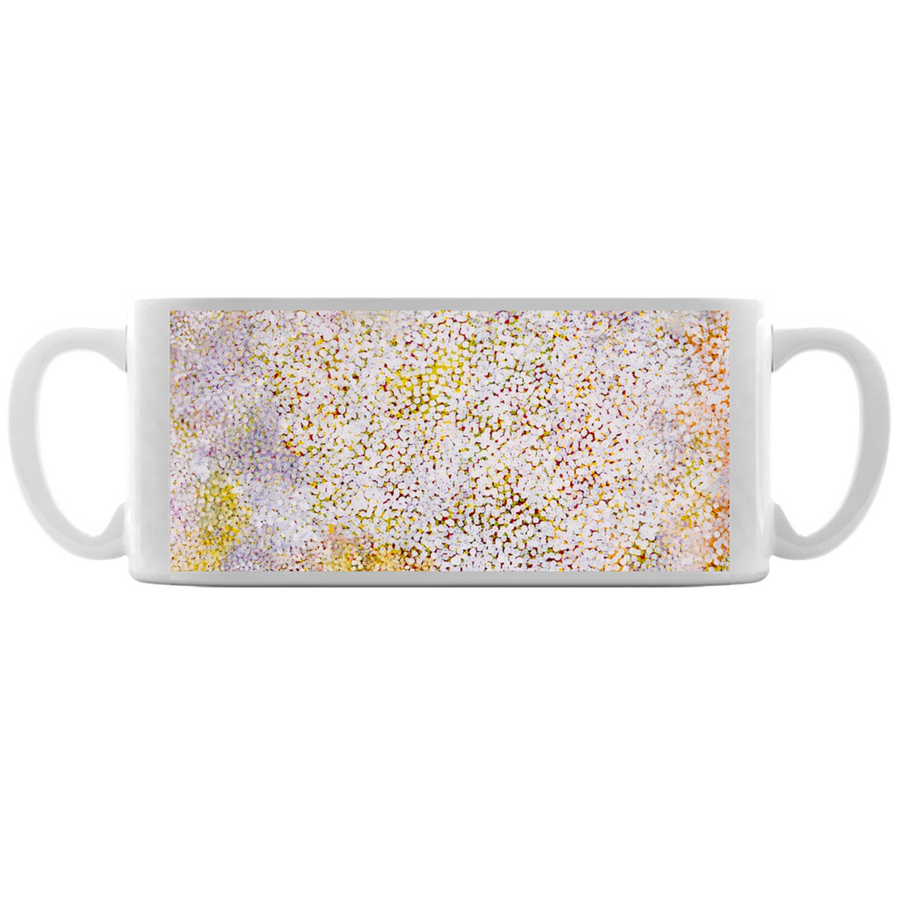 Oversized Mug by Polly Ngale