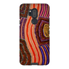 Tough Phone Case by Elsie Dixon-by-Desert Doll Designs-Phone Case-at-Utopia-Lane-Gallery #AboriginalArt #Desert Doll Designs