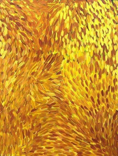 Leaves by Gloria Petyarre. Shop from Utopia Lane Art #AboriginalArt