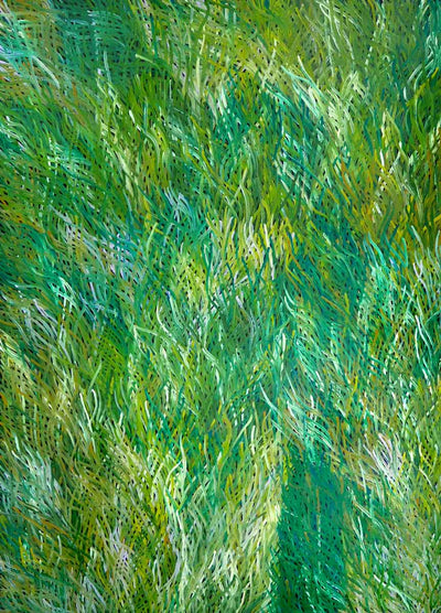 Grass Seed Dreaming by Barbara Weir