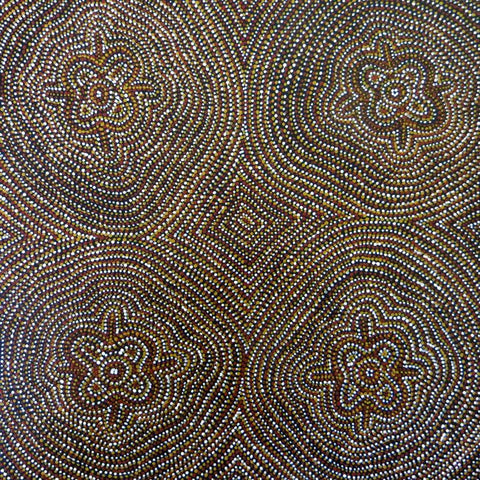 Awelye (Women's Ceremony) by Dorothy Kunoth. Shop from Utopia Lane Art #AboriginalArt