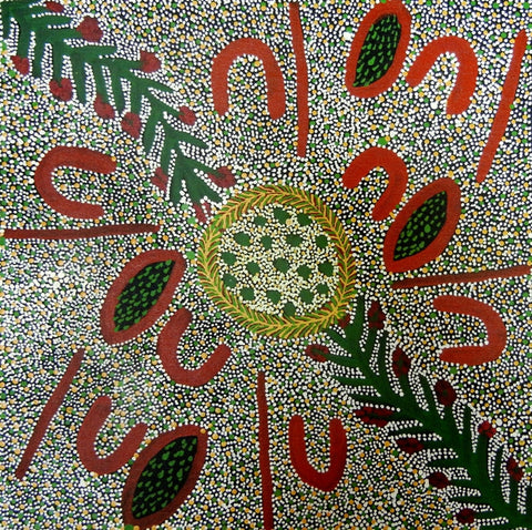 Country by Katie Kemarre. Shop from Utopia Lane Art #AboriginalArt