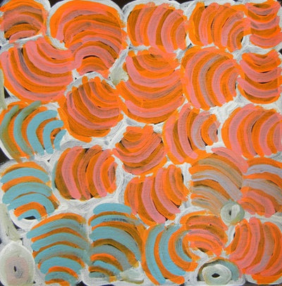 Soakages by Lena Pwerle. Shop from Utopia Lane Art #AboriginalArt