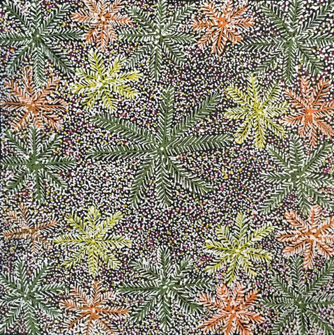 Bush Medicine by Katie Kemarre. Shop from Utopia Lane Art #AboriginalArt